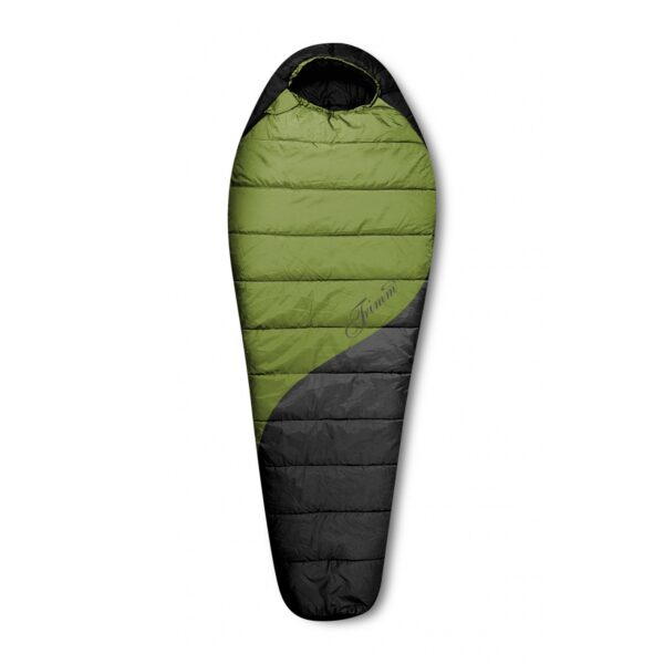 Спальник Trimm Balance 195 R (Kiwi Green / Dark Grey)