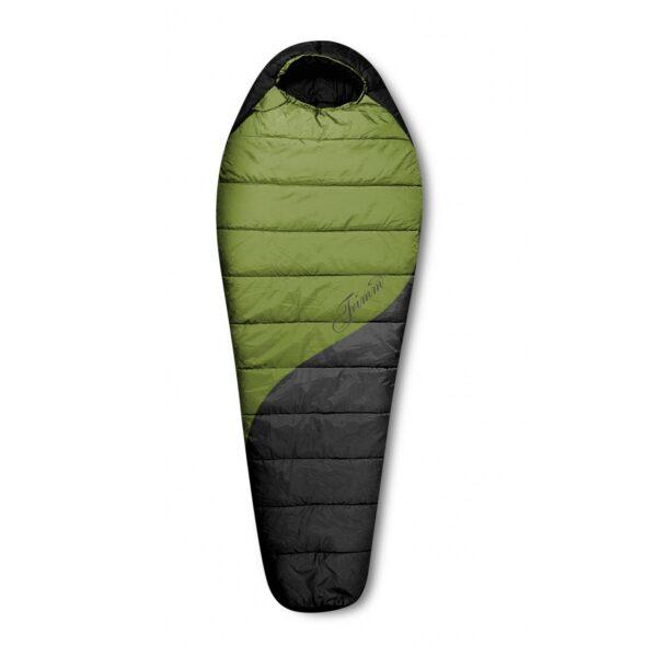 Спальник Trimm Balance Junior 170 (Kiwi Green / Dark Grey)
