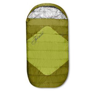 Спальник Trimm Divan 195 R (Kiwi Green / Mid. Green)