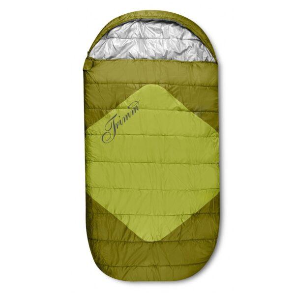 Спальник Trimm Divan 195 L (Kiwi Green / Mid. Green)