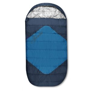 Спальник Trimm Divan 195 L (Sea Blue / Mid.Blue)