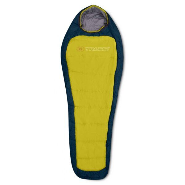 Спальник Trimm Impact 195 L (Lemon / Lagoon)