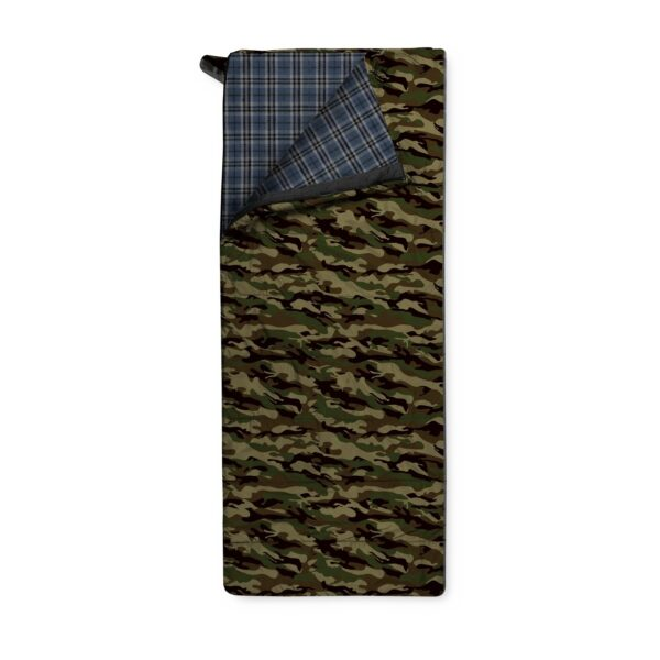 Спальник Trimm Tramp 185 R (Camouflage)