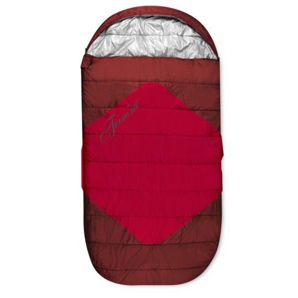 Спальник Trimm Divan 195 R (Red / Dark Red)