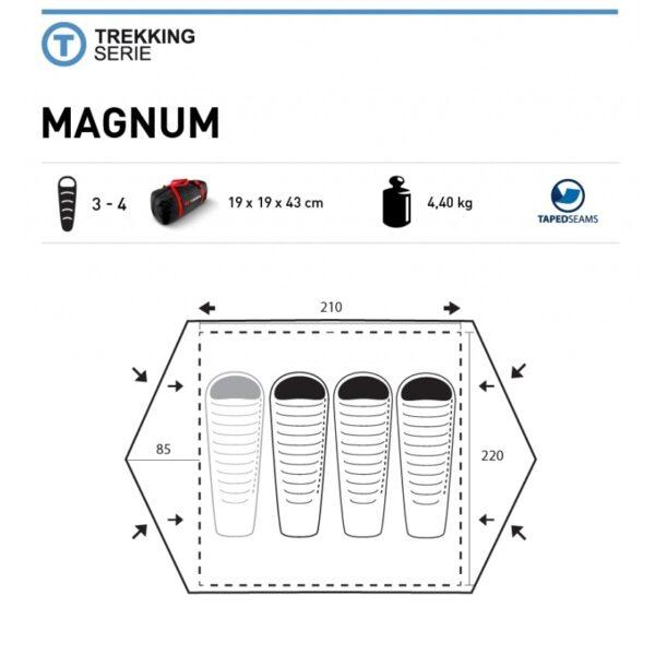 Палатка Trimm Magnum