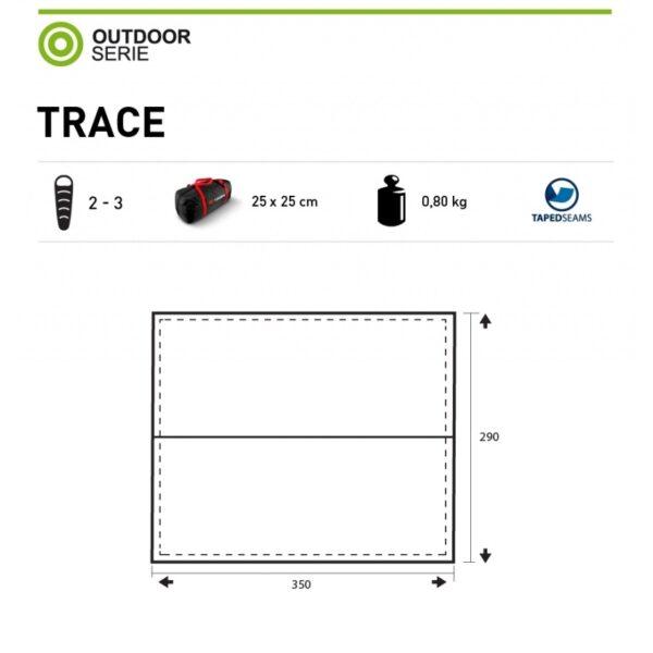 Тент Trimm Trace (Dark Olive)