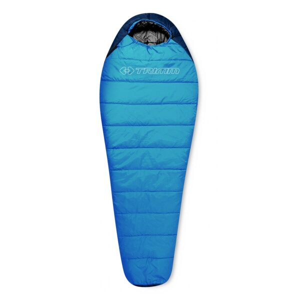 Спальник Trimm Sporty 195 L (Sea Blue / Mid. Blue)