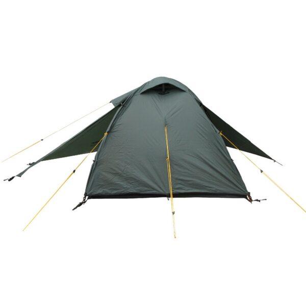 Палатка Terra Incognita Platou 2 Alu вишневая