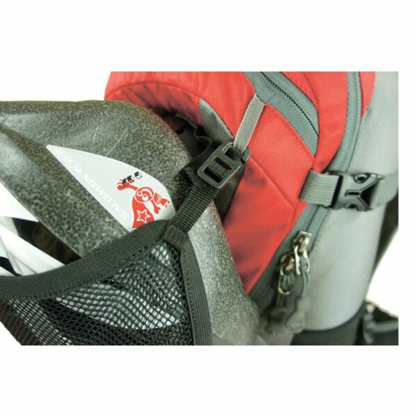 Рюкзак Terra Incognita Racer 12 черный /серый