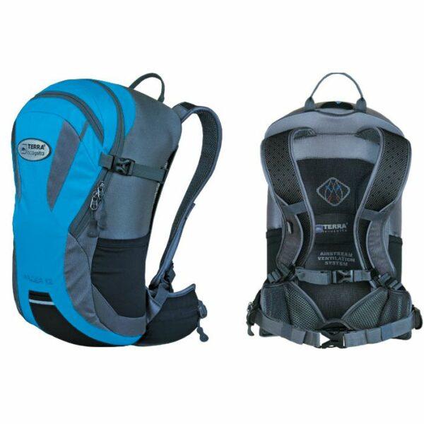 Рюкзак Terra Incognita Racer 12 синий /серый