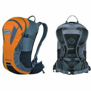 Рюкзак Terra Incognita Racer 18 оранжевый /серый