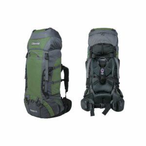 Рюкзак Terra Incognita Rango 75 зеленый/серый