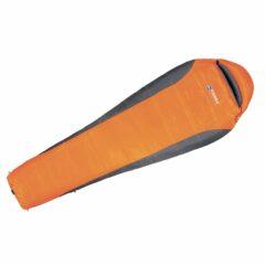 Спальный мешок Terra Incognita Siesta Regular 100 левый оранжевый