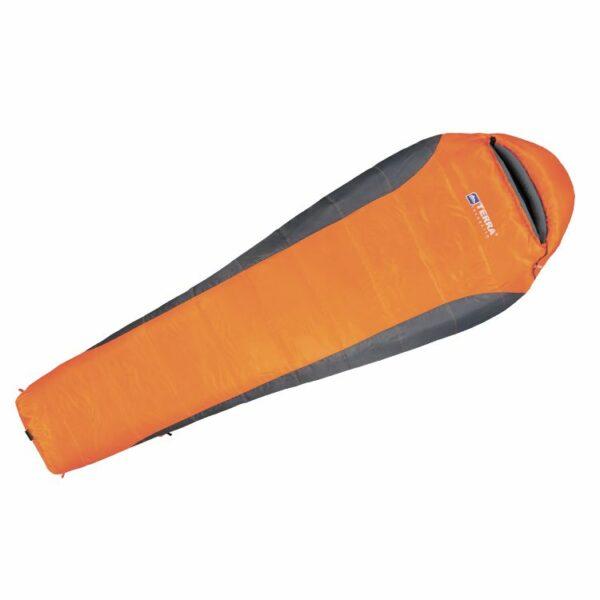 Спальный мешок Terra Incognita Siesta Long 300 правый оранжевый