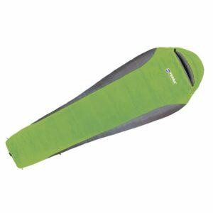 Спальный мешок Terra Incognita Siesta Regular 300 левый зеленый