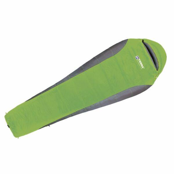 Спальный мешок Terra Incognita Siesta Regular 400 левый зеленый