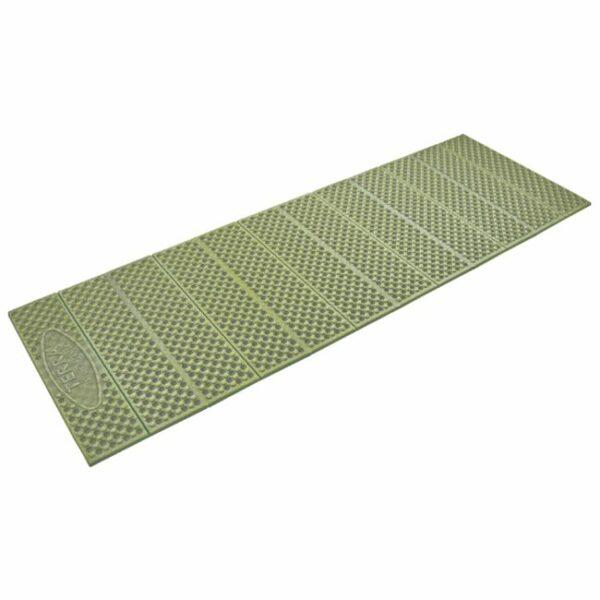 Складной коврик Terra Incognita Sleep Mat зеленый