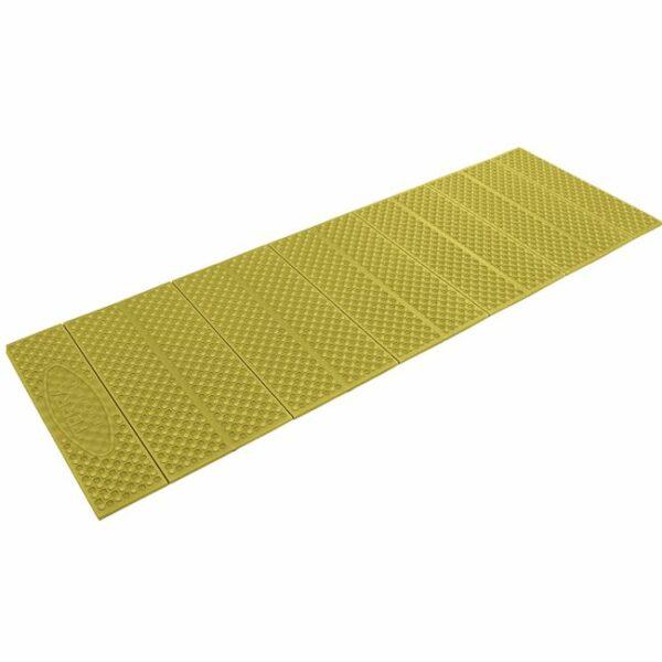Складной коврик Terra Incognita Sleep Mat горчичный