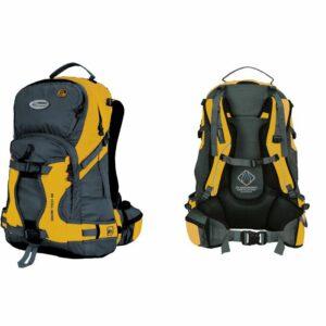 Рюкзак Terra Incognita Snow-Tech 30 желтый/серый