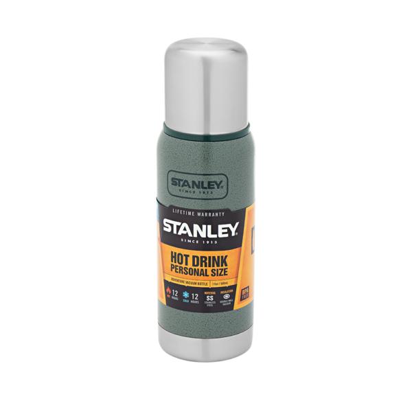 Термос Stanley Adventure 0.5 л Зеленый