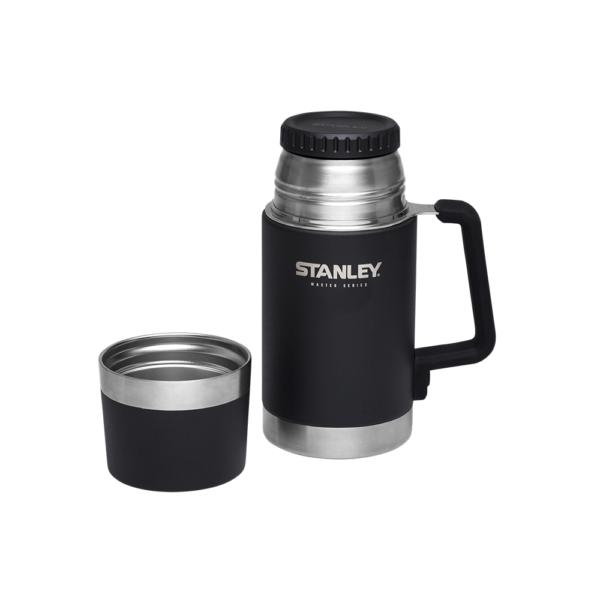 Термос Stanley для еды Master 0,7 л черный