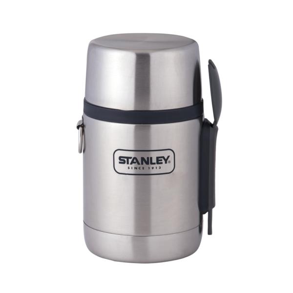 Термос для еды с ложкой Stanley Adventure 0,5 л Стальной