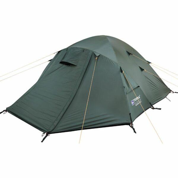 Палатка Terra Incognita Baltora 4 Alu (вишневый)