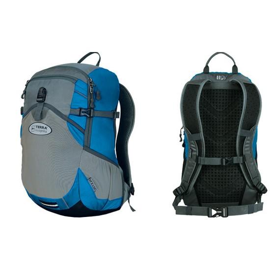 Рюкзак Terra Incognita Onyx 18 синий-серый