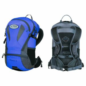 Рюкзак Terra Incognita Velocity 16 синий/серый