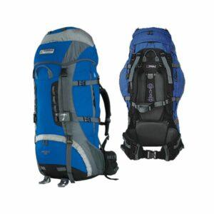 Рюкзак Terra Incognita Vertex 80 синий/серый