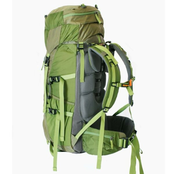 Рюкзак Tramp Floki 50+10 зеленый