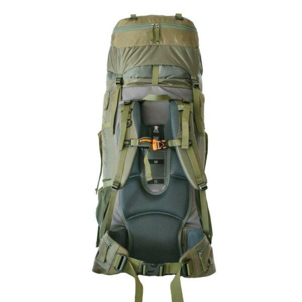 Рюкзак Tramp Ragnar 75+10 зеленый
