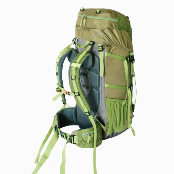 Рюкзак Tramp Sigurd 60+10 зеленый
