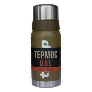 Термос Tramp Expedition Line 0,5л TRC-030-olive