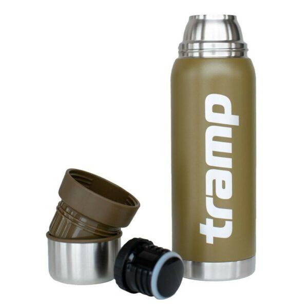 Термос Tramp 0,75л TRC-031-olive
