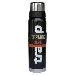 Термос Tramp Expedition Line 0,9л TRC-027-black
