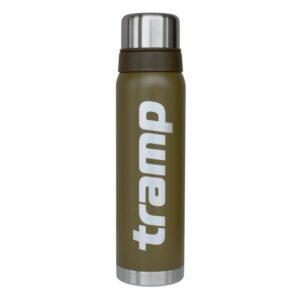 Термос Tramp 0,9л TRC-027-olive
