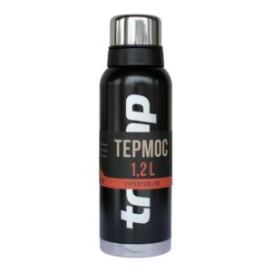 Термос Tramp Expedition Line 1,2л TRC-028-black