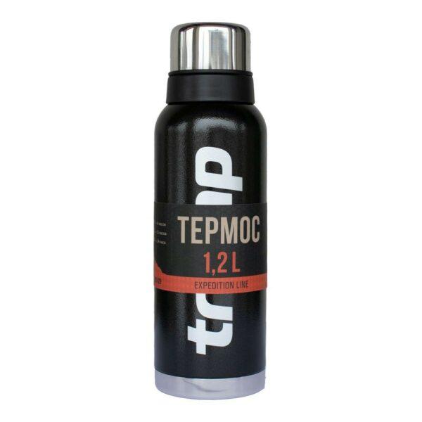 Термос Tramp Expedition Line 1,2л TRC-028-black