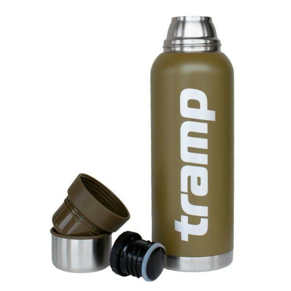 Термос Tramp 1,2л TRC-028-olive