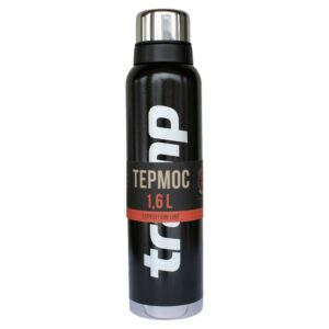 Термос Tramp Expedition Line 1,6л TRC-029-black