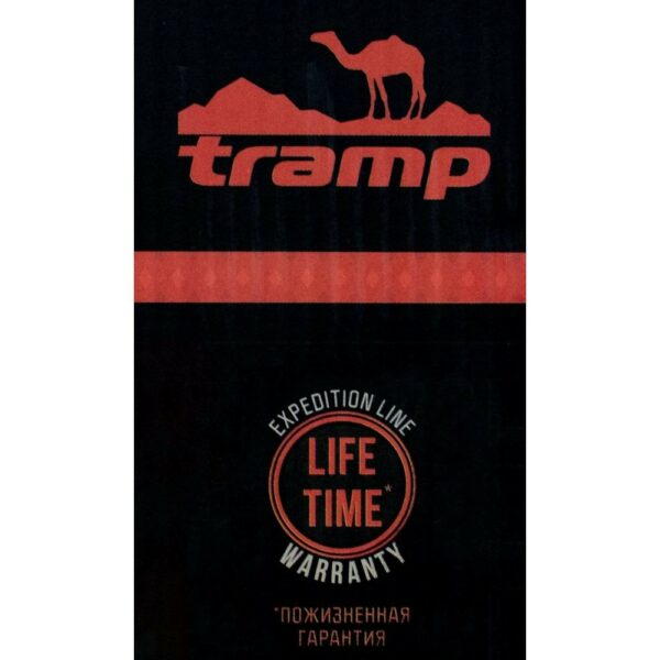 Термос Tramp 1,6л TRC-029-black